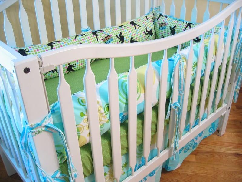 Expensive Crib Bedding
