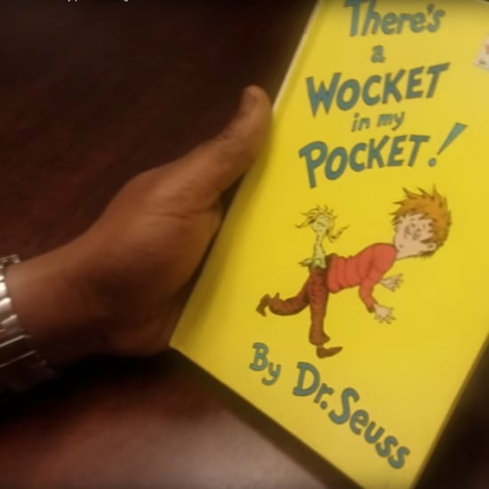 Rapping Dr. Seuss There's a Wocket in My Pocket Book