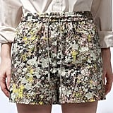 Cacharel Printed Drawstring Shorts ($320)