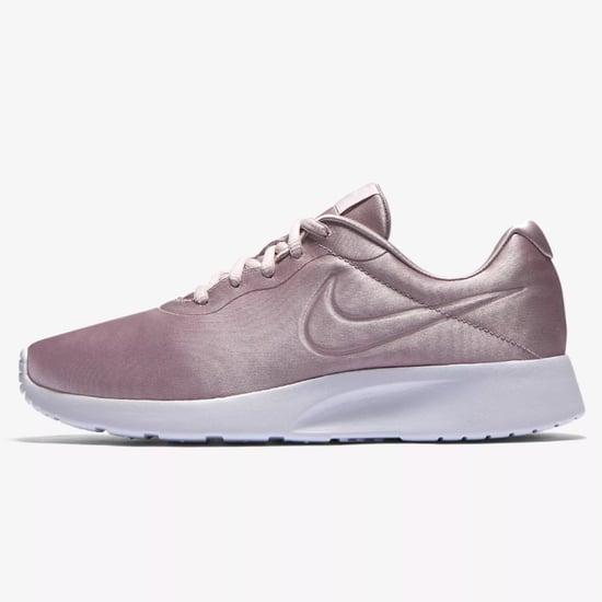 Nike Pink Tanjun Sneakers 2018