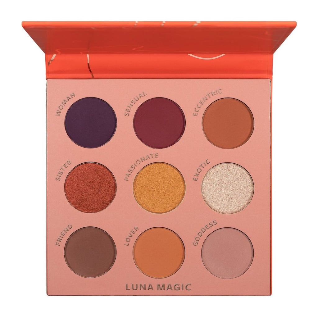3 Editors Review the Luna Magic Desnuda Eyeshadow Palette