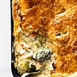 Creamy Vegetarian Pot Pie
