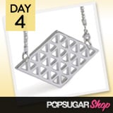 15 Days of Holiday Giveaways, Day 4: Win an Exclusive Pamela Love Necklace and $500 PopSugar Shop Credit