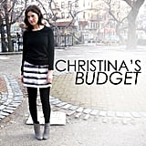 Fashionologie associate editor Christina Perez took our $500 budget shopping challenge — see how she did!