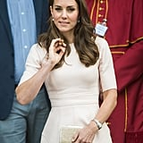 As For the Rest of Her Look, Kate Kept Things Simple