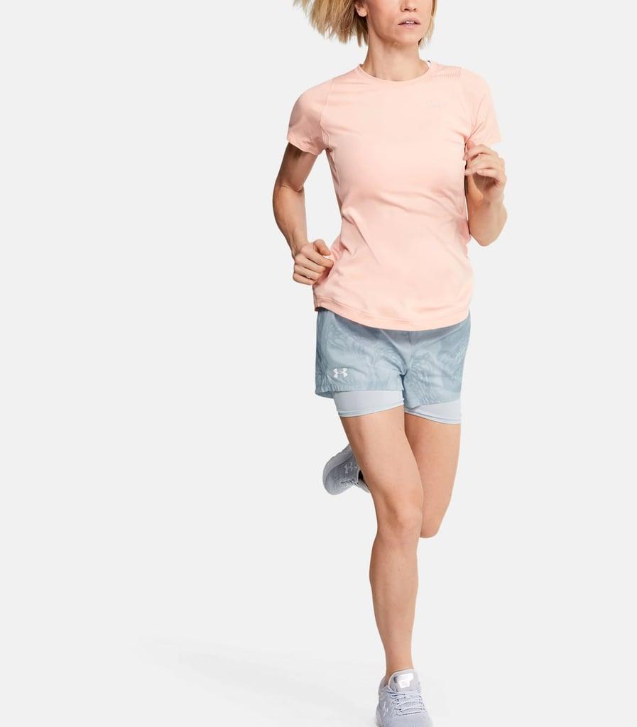 UA Speedpocket Weightless 2-in-1 Shorts