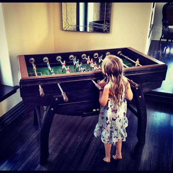 Celebrity Moms Instagram Pictures Week of July 1, 2012