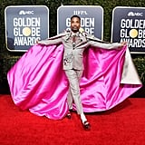 Billy Porter brought the drama to the red carpet in the best way possible at the 2019 Golden Globes.