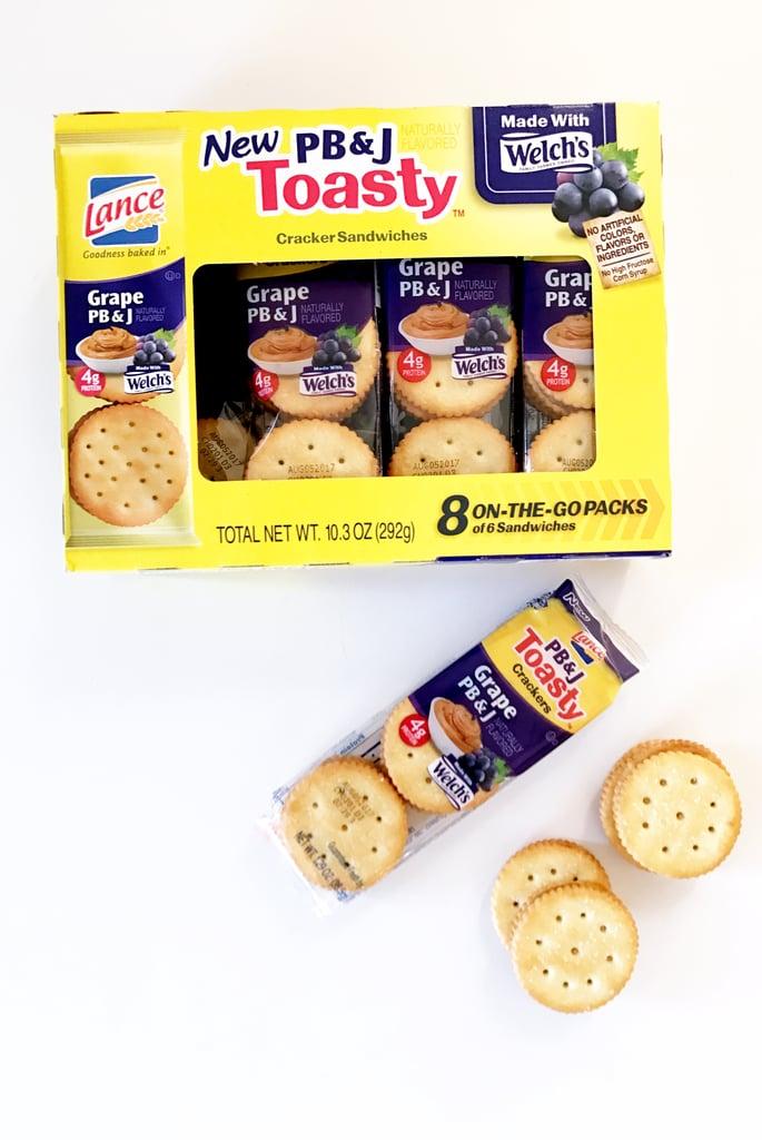 Lance PB&J Toasty Cracker Sandwiches
