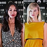 Who Looked Best at the Mexico City Photocall?