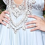 Gina Rodriguez at Golden Globes
