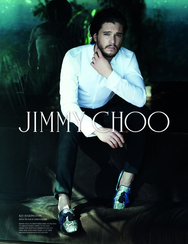 Photo courtesy of Jimmy Choo