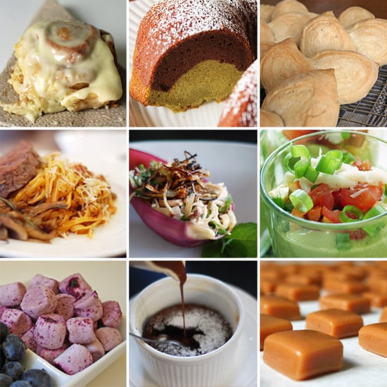 Advanced Recipes For 2012