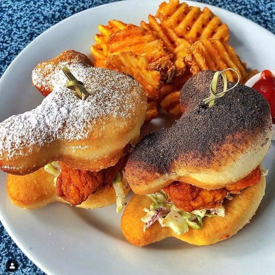 Disneyland Fried Chicken Beignets
