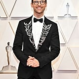 Brad Goreski at the Oscars 2020