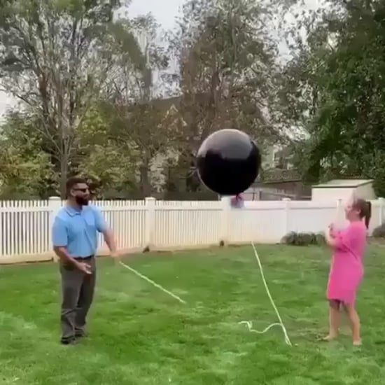 Balloon Pop Gender Reveal Fail Video