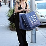 Rachel Zoe Shows Off Her Postbaby Body in LA!