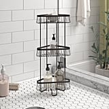 Eisenman Steel Free Standing Shower Caddy