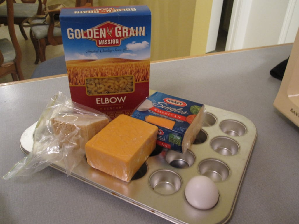 Three-Cheese Mini Macs