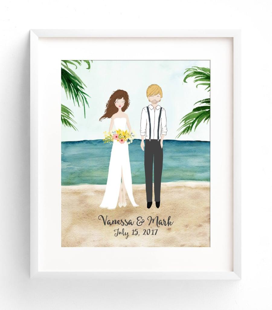 Unique Wedding Gift Ideas.Unique Wedding Gifts Under 50 Popsugar Love Sex