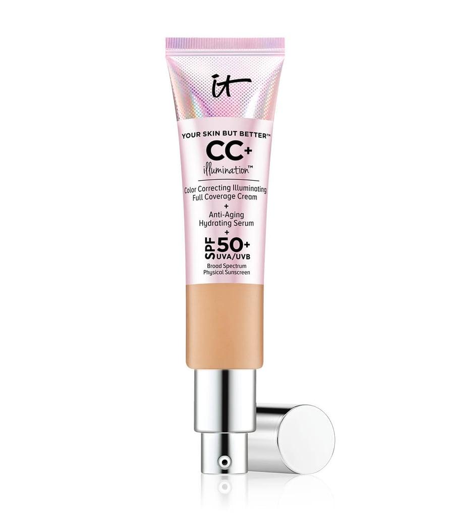 IT Cosmetics CC+ Cream Illumination SPF 50+, $58