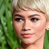 Zendaya With a Pixie Haircut