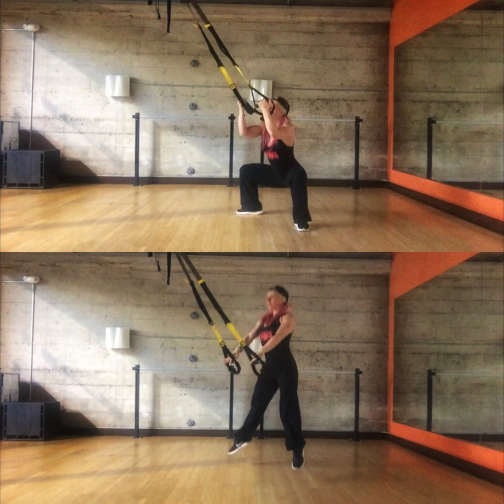 Trx Full Body Workout Popsugar Fitness The Totalbody Circuit You Can Do While Travel