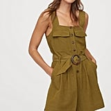 H&M Jumpsuit With Belt