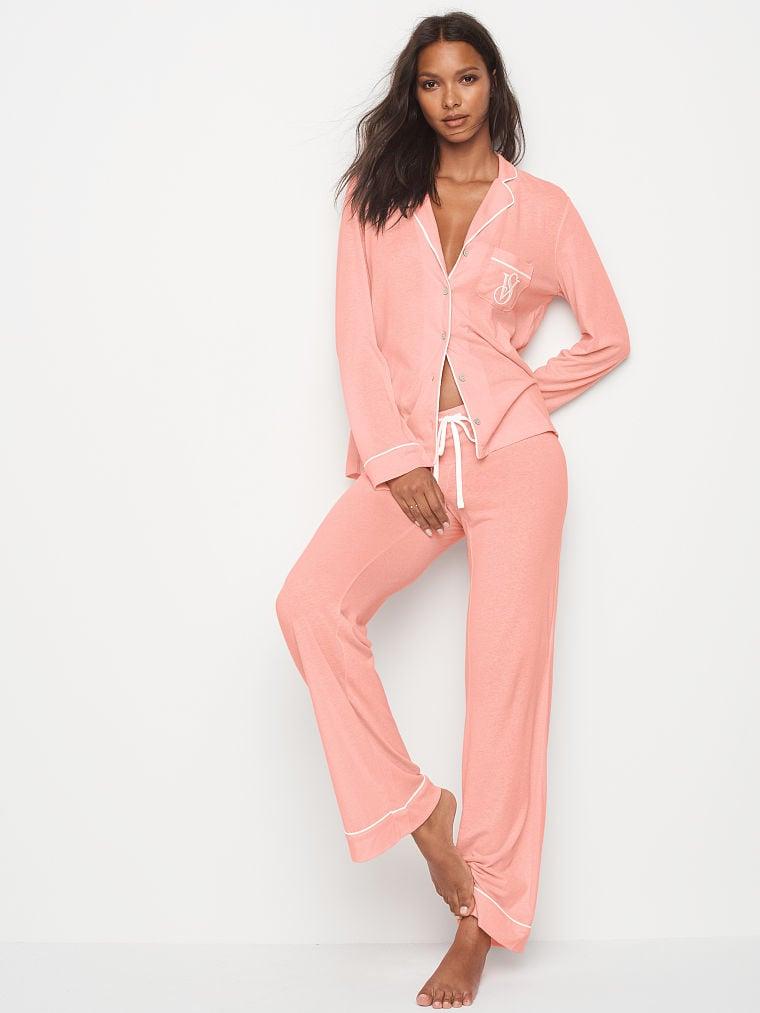 Victorias Secret The Sleepover Knit Pajama Set Soft Pajamas