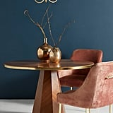 Quillen Marquetry Dining Table