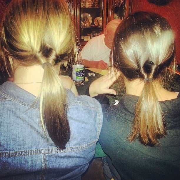 Outstanding Easy Hairstyles For Girls Popsugar Moms Short Hairstyles Gunalazisus