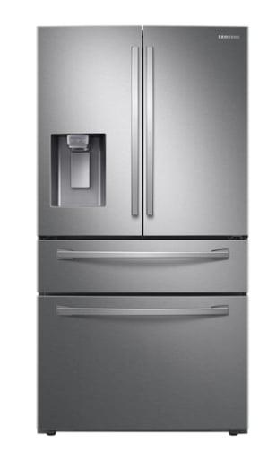 28 cu. ft. Food Showcase 4-Door French Door Refrigerator