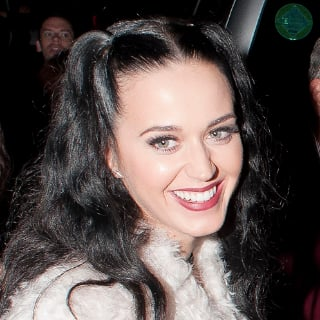 Katy Perry Pigtails and Hair at iTunes Festival
