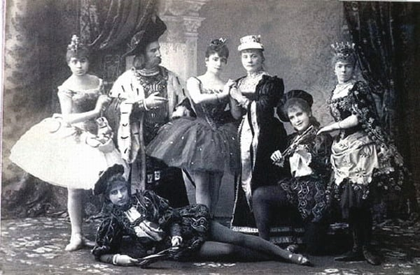 The Sleeping Beauty Ballet, 1890