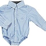 A Button-Down Bodysuit
