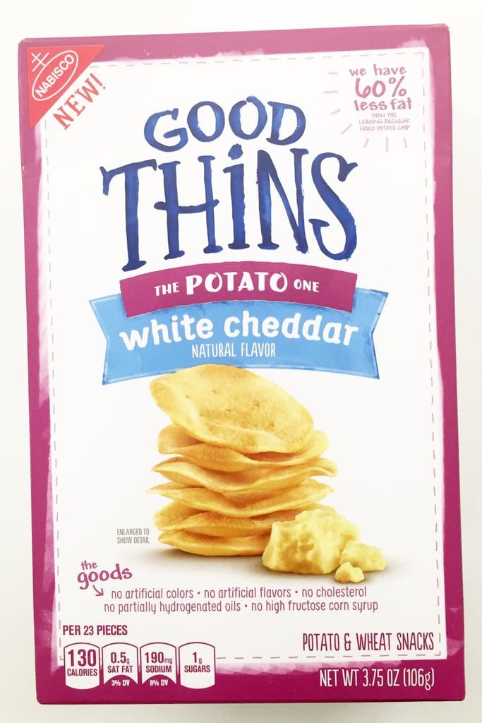 Nabisco Good Thins in Potato White Cheddar