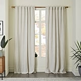 Madeline: Belgian Flax Linen Curtain