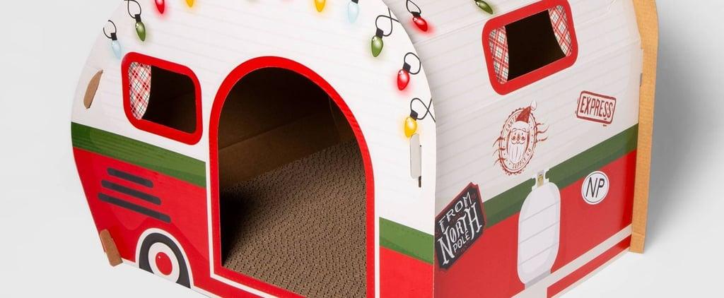 Target Wondershop Christmas Cat Scratchers 2019