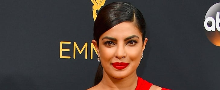 Priyanka Chopra's Modern Take on Old Hollywood Glam at the Emmys Is Perfection
