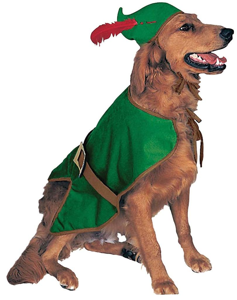 Robin Hood Pet Costume