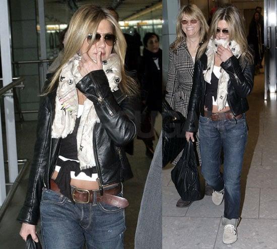 Photos of Jennifer Aniston in UK