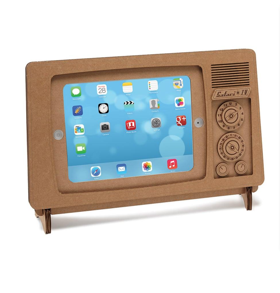 Cardboard iPad Stand ($30)