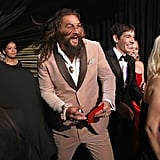 Pictured: Celebrities and Jason Momoa
