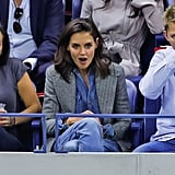 Katie Holmes at the US Open 2017
