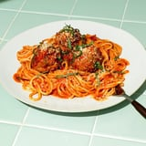 Chrissy Teigen Shared Her Spaghetti and Meatballs Recipe