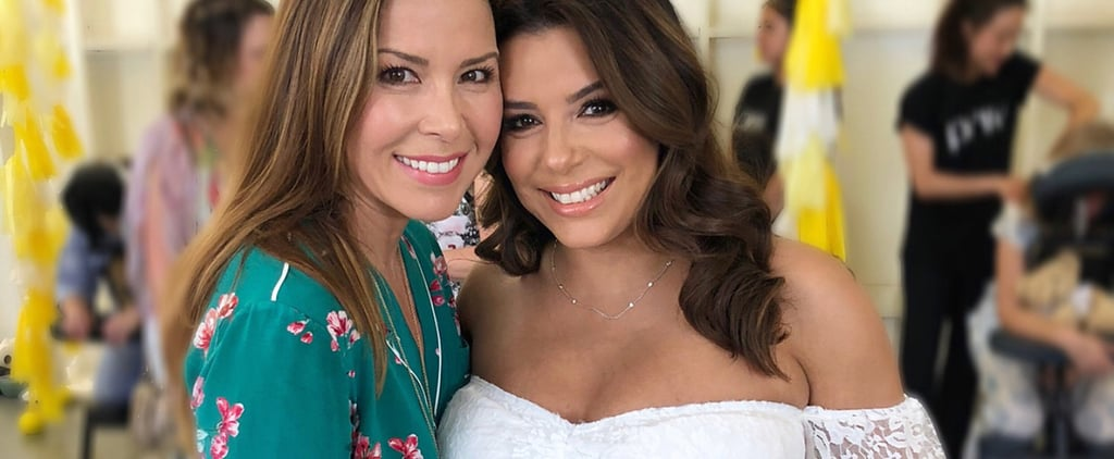 Eva Longoria's Baby Shower Pictures 2018