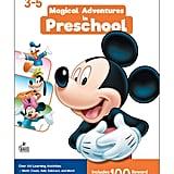 Disney Learning – Magical Adventures in Preschool, Math and Language Arts Workbook