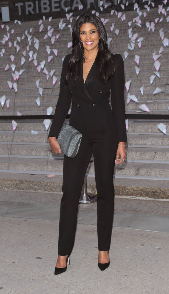 Rachel Roy dropped by the event.