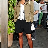 Rachel Roy supported the Australian Fashion Foundation at their annual Summer party in New York.