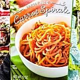 Carrot Spirals ($3)